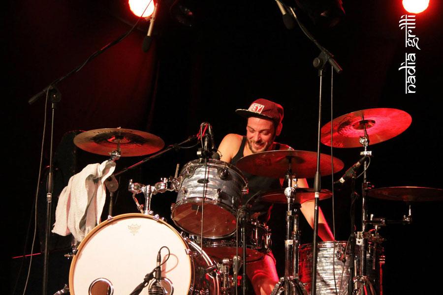 26 giugno 2015, concerto a Carpi (Modena)