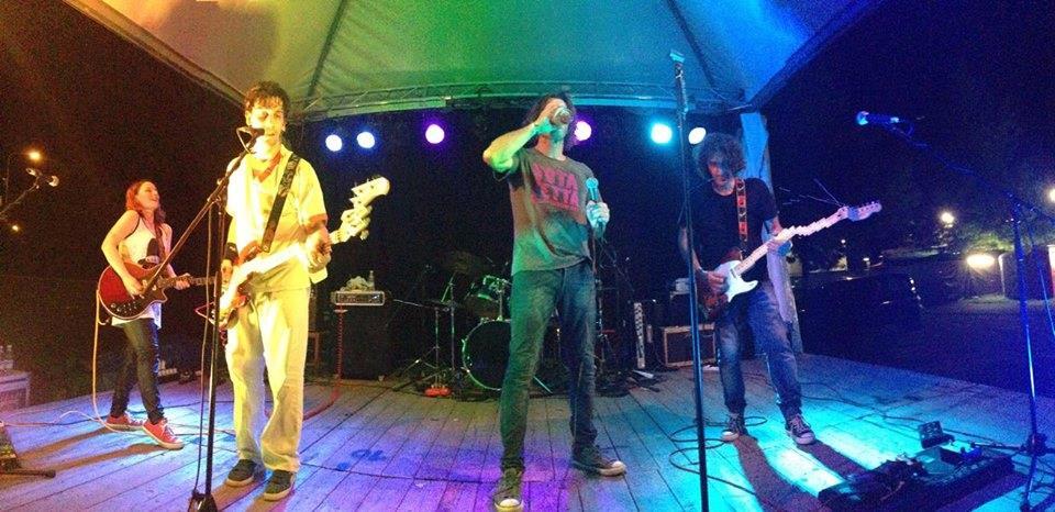 Paolino Paperino Band live