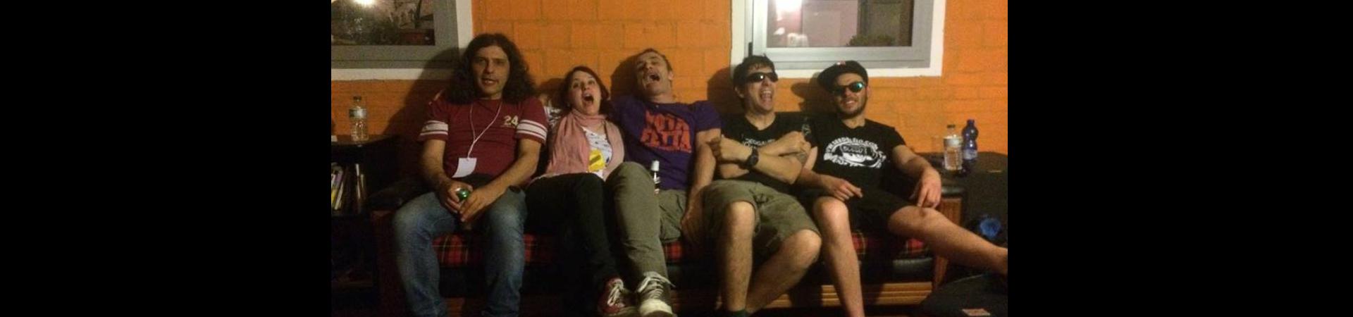 """""""C'è gente che dormono TOUR""""; i prossimi live della Paolino Paperino Band"""